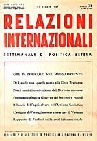 21. 1-25 : Relazioni Internazionali dal 7…