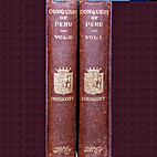 History of the Conquest of Peru (Volume 1 of…