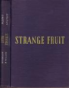Strange Fruit by Lillian Smith