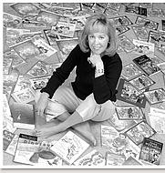 Author photo. Crystal Bowman