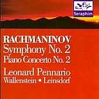 Symphony 2/Concerto Piano 2 by S.…