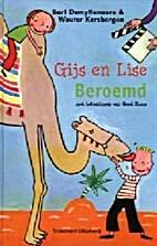 Beroemd by Bart Demyttenaere