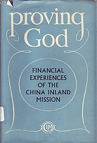 Proving God: Financial Experiences of the…