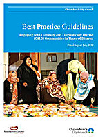 Best practice guidelines : engaging with…