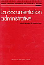 Documentation administrative by Pelou…