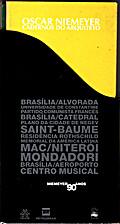 Cadernos do arquiteto by Oscar Niemeyer