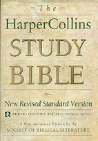 The HarperCollins Study Bible : New Revised…