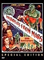 Invaders From Mars, 50th Anniversary,…