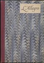L'Allegro / Il Penseroso by John Milton