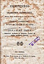 Compendio de gramática castellana, seguido…