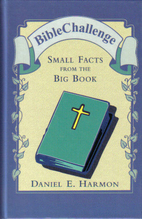 Bible Challenge: Small Facts from the Big…