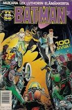 Batman 4/1991 by Alan Grant