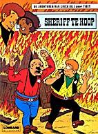 Sheriff te koop by Tibet
