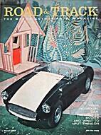 Road & Track 1959-03 (March 1959) Vol. 10…