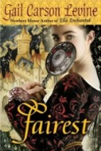 Fairest by Gail Carson Levine