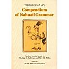 Thelma D. Sullivan's Compendium of Nahuatl…