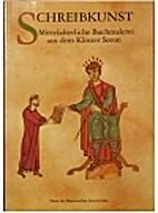Schreibkunst. Mittelalterliche Buchmalerei…