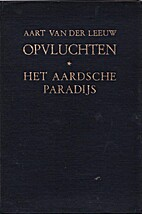 Opvluchten by Aart van der Leeuw