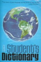 A Student's Dictionary & Gazetteer by…