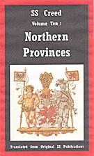 Northern Provinces (Schutzstaffel: SS Creed,…