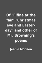 Of Fifine at the fair Christmas eve and…