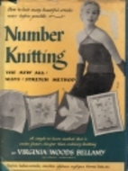 Number knitting,: The new all-way stretch…