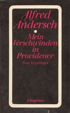 October december 2014 postwar germany from 1945 reading mein verschwinden in providence erzhlungen finished reading 10 november 2014 fandeluxe Gallery