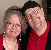 Author photo. Joyce Lavene and husband Jim Lavene