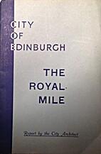 City of Edinburgh - The Royal Mile - Report…