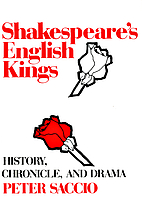 Shakespeare's English Kings: History,…