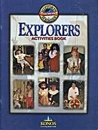 Konos: Explorers Timeline Figures by KONOS