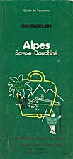 Guide Michelin Alpes Savoie Dauphiné