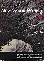 New World Writing 20 by Stewart Richardson