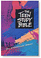 NIV Teen Study Bible by Larry Richards