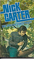 The Ouster Conspiracy by Nick Carter