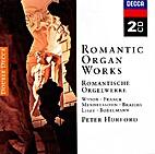 Romantic organ works by Peter Hurford