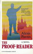 The proofreader : a novel by Alexis Parnis