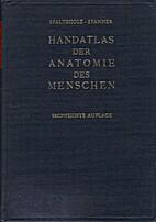 Handatlas der Anatomie des Menschen - Teil…