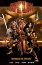 Strangers in Atlantis (Crux) by Chuck Dixon