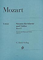 Sonatas for Piano and Violin Vol.1 by…