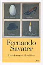 Dizionario filosofico by Fernando Savater