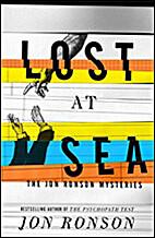 Lost at Sea by Jon Ronson