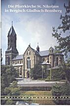 Die Pfarrkirche St. Nikolaus in Bergisch…