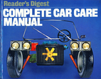 Reader's Digest Complete Car Care Manual by…