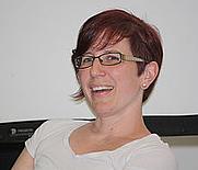 Author photo. Caitlin Sweet
