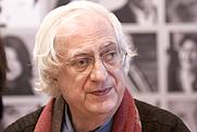 Author photo. Bertrand Tavernier en dédicace au Salon du livre de Paris, 30 March 2010.
