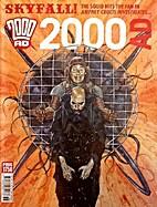 2000 AD # 1758