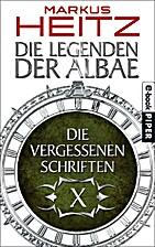 Die Vergessenen Schriften X (Die Legenden…