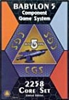 Babylon 5: Component game system, 2258 core…