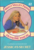 Jessica's Secret by Francine Pascal